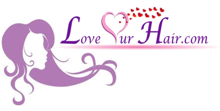 Love Our Hair Logo
